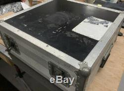 2 X Neo-flash 150 Strobe Lights With Flight Case