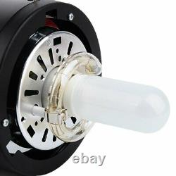 2Pcs Godox SK400II 400W Studio Flash Strobe Light + Softbox +Stand + Trigger Kit