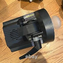 3x Elinchrom D-Lite 400Withs RX 4 Flash Strobes 2 Soft Boxes 1 Snoot Excellent