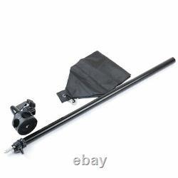 3x Godox SK400II 400Ws Photo Studio Strobe Flash Light Bowens + Stand + Boom Arm