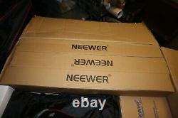 3x Neewer 1200W Studio Strobe Flash Photography Lighting Kit