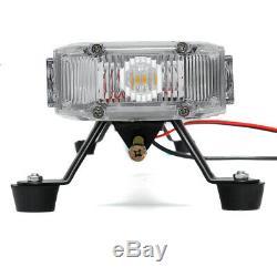41 Emergency Flashing Lamp Bar Beacon 210W LED Amber Car Strobe Warning Light
