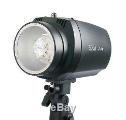 450W Strobe Flash 3PCS Kit Monolight Photography Lighting Photo Studio Carry Bag
