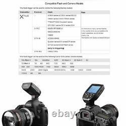 800w 2x Godox SK400II 400W 2.4G Studio Flash Strobe Light Head+Xpro-N f Photo UK