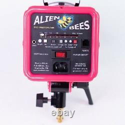 Alien Bees B800 320WS Monolight Flash Head Strobe Light Modeling Pink
