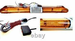 BAR / Rod Light Flashing Emergency Strobe LED 12V Truck Car