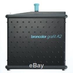 BRONCOLOR GRAFIT A2 GRAFITA2 1600j STUDIO FLASH STROBE GENERATOR POWER PACK