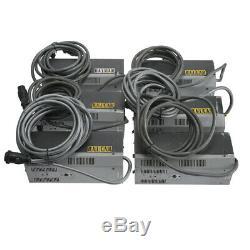 Balcar Concept P4 Power Pack Strobe Flash Unit+ Lamp Head Sold As Is No Return