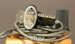 Balcar Monobloc 3 strobe, extra flash, reflectors, extra bulbs, case