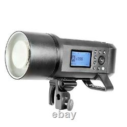 Battery Powered Flash Strobe Portable Location Lighting Unit Godox AD600 PRO