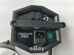 Bowens/Calumet Travelite 750 Monolight Studio Strobe Flash 750WS