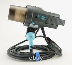 Broncolor Pulso G4 3200 Watt Strobe Head
