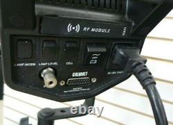 Calumet Travelite 750R Radio Monolight Studio Strobe Flash COMBO KIT