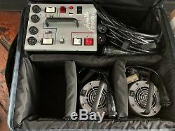 Dyna-Lite 2000 watt Strobe Kit with 2 heads in Practically New Condition