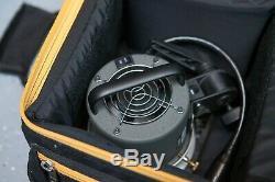Dyna-Lite M1000er Pack & Heads Strobe Kit Flash Strobist 1000 Ws Dynalite