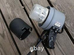 Dynalite 4080 bi-tube strobe head, 4000 withs! Dyna-Lite, tested