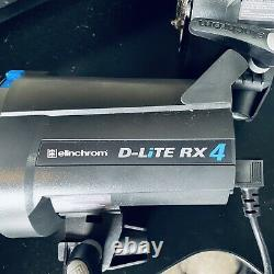 Elinchrom D-Lite RX 4 400Withs Flash Two-Light Kit