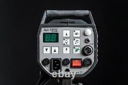 Elinchrom Style RX 3-Light Flash Strobe Kit 1x RX 1200 & 2x RX 600 withHard Case