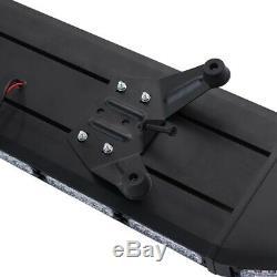 Emergency Flashing Lamp Bar Beacon 96 LED Amber Car Strobe Light Warning IP65