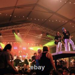 Eurolite DMX Superstrobe 2700 Strobe Light 1500W Flashing Lighting DJ Disco