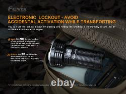 Fenix LR50R 12000 Lumen Super Bright High Lumen Rechargeable Flashlight
