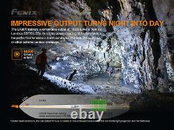 Fenix LR80R 18000 Lumen Super Bright Rechargeable Flashlight