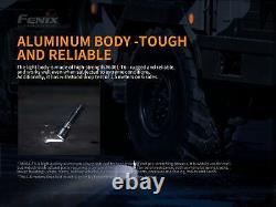 Fenix TK26R 1500 Lumen Flashlight with Extra Battery and LumenTac Battery Case