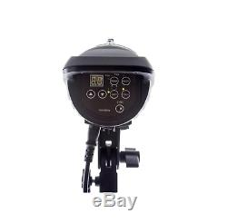 Fovitec StudioPRO 400W (2x200) Monolight Strobe Flash Photography Lighting Kit