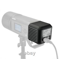 GODOX AC26 AC Adapter für AD600 Pro by studio-ausruestung. De