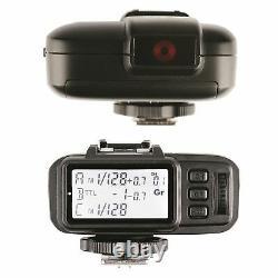 Godox AD200 200W 2.4G TTL Flash Strobe X1T Nikon Transmitter