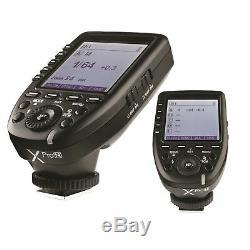 Godox AD200 200W 2.4G TTL Flash Strobe XPRO Nikon Transmitter