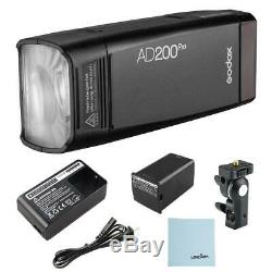 Godox AD200 Pro Portable Studio Strobe Light