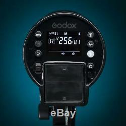 Godox AD300 Pro Studio Strobe Light with XPRO-F