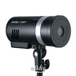 Godox AD300Pro 300W 2.4G TTL Flash Strobe Monolight 1/8000 HSS+ USB