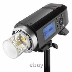 Godox AD400 Pro Professional Flash Strobe with Godox XPro S Trigger Canon
