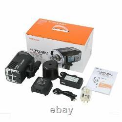 Godox AD600BM AD600 Studio Flash Strobe Light+ X1T-O Trigger F Olympus Panasonic