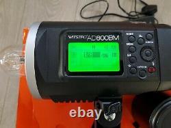 Godox AD600BM Bowens Mount 600Ws GN87 High Speed Sync Outdoor Flash Strobe Light