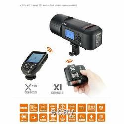 Godox AD600Pro Studio Strobe Head Camera Flash 95cm Bowens Softbox Light Stand