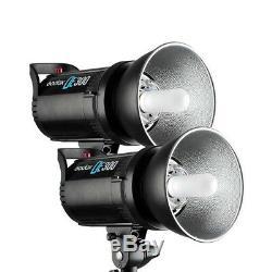 Godox DE-300 300W 300Ws Compact Studio Flash Strobe Light Head Monolihgt