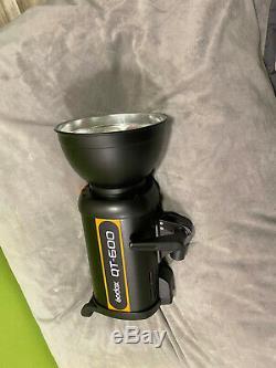 Godox QT-600 Professional Studio Strobe Flash Light 600W 220V