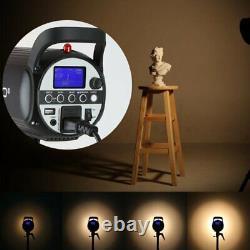 Godox SK400II 400W 2.4G Wireless X System Studio Flash Strobe Light Bowens Mount