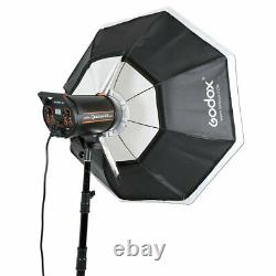 Godox SK400II 400Ws Photo Studio Flash Strobe +2m light stand+95cm softbox Bowen