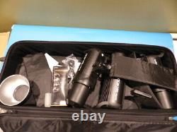Godox Sk400 Strobe Flash Monolight (3-pack) Photography Kit