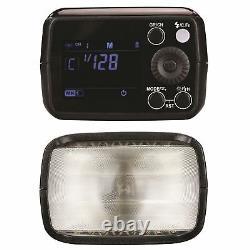 Godox Witstro AD200 TTL HSS Flash Strobe with AD-B2 Dual Head 400Ws Adapter