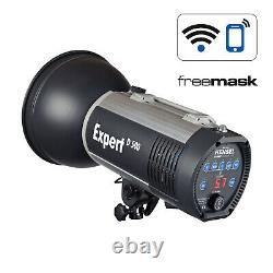 HENSEL PERFECT MATCH KIT mit 2x Expert D 500 + Strobe Wizard + EVER-READY KIT by
