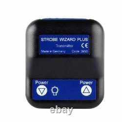 HENSEL Strobe Wizard Plus Sender, inkl. Batterie, Kanäle 1-3 + All by