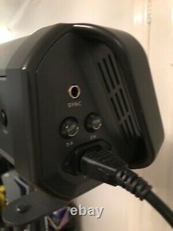 Interfit Colorflash 500S Professional Strobe Light Flash & Stand