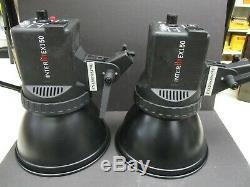Interfit EX150 strobe flash monolites 2 units