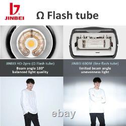 JINBEI HD-2 Pro TTL HSS Strobe Flash Light Speedlite for Canon Nikon Sony Camera