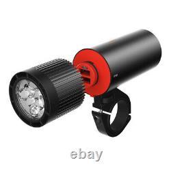 Knog PWR Mountain 1800L Front Bike Light (Black) Waterproof Flashing LED Strobe